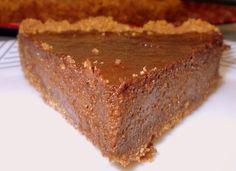 Ratolinha - Receitas de Culinária, Ponto de cruz, Fotos...: Tarte de Chocolate