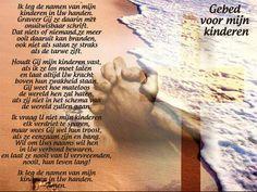 Gebed voor mijn kinderen