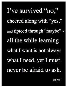 """I've Survived """"No"""" (2131)"""