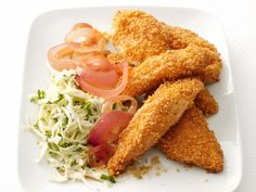 Mexican Chicken Tenders - A Quick-Fix Dinner #RecipeOfTheDay