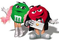 M Candy Characters | Boomer Favorite Icons: M & M's Are Most Beloved Characters in the ...