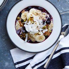 Pinterest : 10 idées de petits déjeuners à la noix de coco