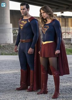 "#Supergirl #Season2 #2x02 ""The Last Children of Krypton"" Promotional Photos"