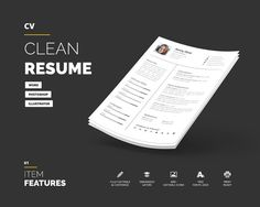 Hey, I found this really awesome Etsy listing at https://www.etsy.com/uk/listing/501552227/clean-cv-resume-template-cover-letter