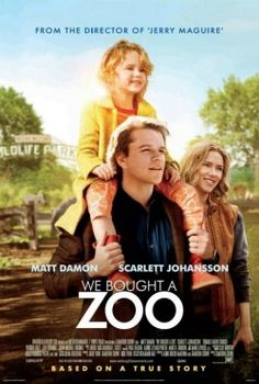 """Win a copy of """"We Bought a Zoo"""" in April."""