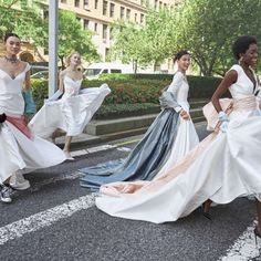 Madison Ave, Park Ave, Dakota, Soho, Gramercy, Greenwich bridal gowns will be available during the trunk show event.