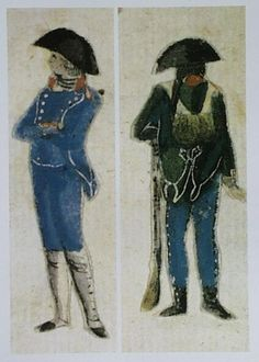 Infanterie Leger ca 1800