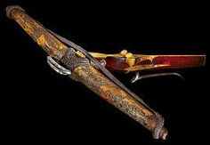 A fine and rare gothic crossbow, South German c1475