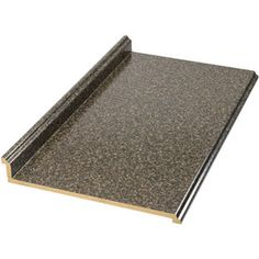 This would be perfect for the kitchen counter top. It is a laminate but has the appearance of granite.