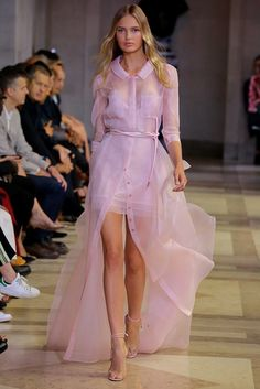 RAMOS MCKENNA favs from: Carolina Herrera Spring 2016 Ready-to-Wear Fashion Show