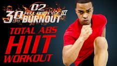 60 Min. Abs & Cardio HIIT Workout | Day 02 - 30 Day Full Body Burnout V...