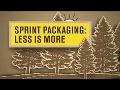 Sprint's Green Packaging Story