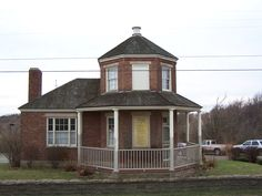Searights Toll House in Uniontown, PA