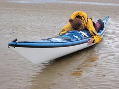 Have you hugged your kayak today?