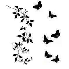 Resultado de imagem para small butterfly tattoos