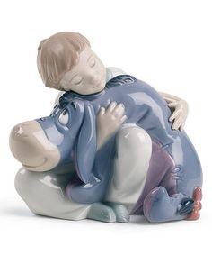 Look what I found on #zulily! Disney Dreams with Eeyore Porcelain Figurine #zulilyfinds Disney Figurines, Collectible Figurines, Winnie The Pooh Figurines, Pooh Bear, Tigger, Puppy Birthday, Fine Porcelain, Decoration, Smurfs