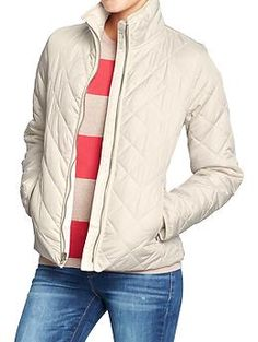 Womens Quilted Barn Jackets