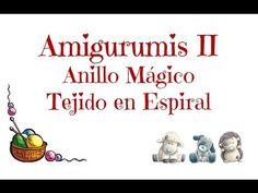 Vídeo Tutorial Básico de Amigurumis, II - YouTube