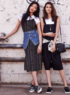 Get the latest from Ash at #Shopbop
