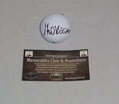 0ee97bf1 Brian Gay & Jhonattan Vegas autographed golf ball COA Mem... https: