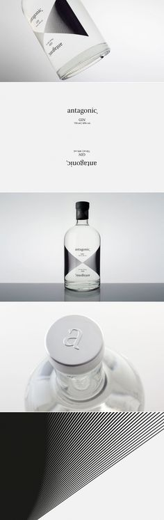 Antagonic — The Dieline   Packaging & Branding Design & Innovation News