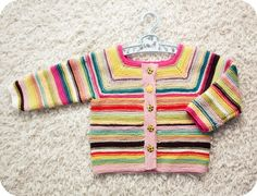 hand knit sweaters - love this one