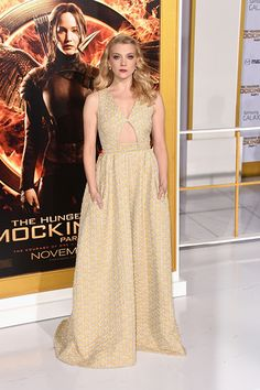 The 'Mockingjay' Red Carpets Just Keep Getting Better—See What All Your Fave Stars Wore to the L.A. Premiere Last Night