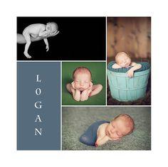 cute newborn poses