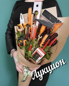 New gifts diy man ideas Food Bouquet, Candy Bouquet, Boquet, Creative Gifts, Cool Gifts, Diy Gifts, Cute Birthday Gift, Diy Birthday, Best Gifts For Men