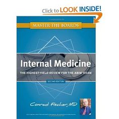 "Master the Boards: Inner Drugs are essentially the most complete, test-focused information available that will help you succeed on the ABIM exam. Written by USMLE skilled Dr. Conrad Fischer, this board-centered overview dissects each disease to reply the most common questions on the Internal Medicine Boards:  ""What is the more than likely analysis?""  ""What's the best initial test?""  ""What is the most correct check?""  ""What's the finest initial remedy?"""