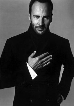 Tom Ford :: obviously, you all knew I was going to post or re-pin this one at some point. No mistake about it lol