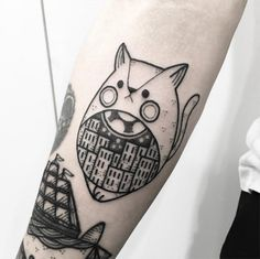 tattoo tatuagem hachura hugo tattooer