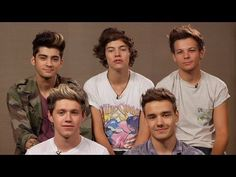 'One Direction' Makes a Promise to Ellen. was that code for We're gonna be on Ellen?