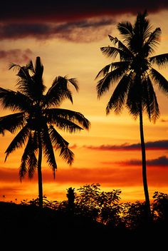 Sunset Butuan Mindanao