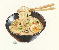 なんでもよく食べ、よく眠る。: イラストレーター大崎吉之の絵