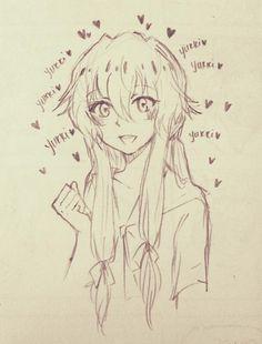 Hahaha I love Gasai <3