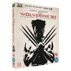 The Wolverine 3D (Blu-ray) (Extended Version +40 minutes)