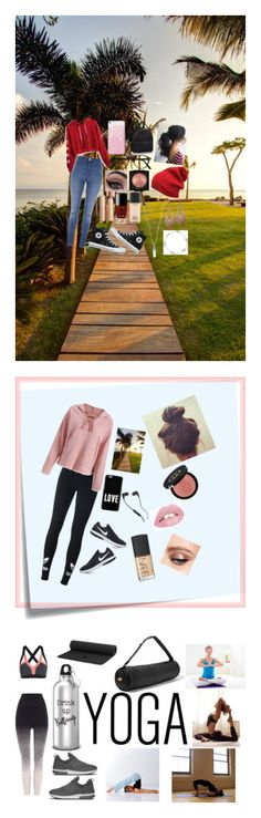 """Sporty Sets"" by hayley11123 ❤ liked on Polyvore featuring Converse, WithChic, Jane Norman, Concrete Minerals, Charlotte Tilbury, Chanel, MAC Cosmetics, NYX, Marc Jacobs and Post-It"