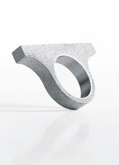 Tomas Vacek | Concrete Ring