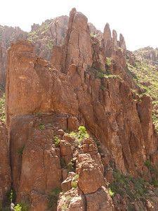 Queen Creek Canyon, AZ close to San Tan Valley