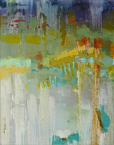 Texture 11: Cathy Locke: Oil Painting - Artful Home