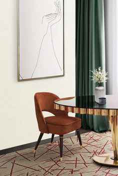 The Best Mid Century Modern Interior Design Inspired in Oktoberfest
