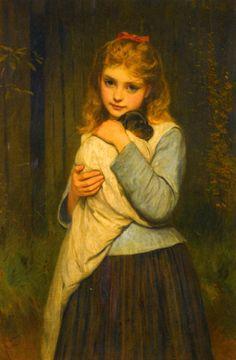 Charles Sillem Lidderdale (1831 – 1895, English)