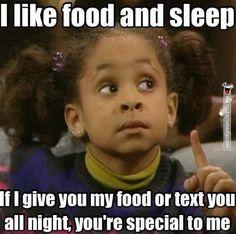really special haha...