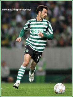 Tonel - Sporting Clube De Portugal - UEFA Liga dos Campeões 2007/08 v Roma