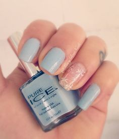"Using this beautiful color by Pure Ice ""Bikini"""