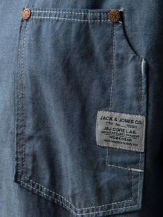 World Shirt, DELFT BLUE: