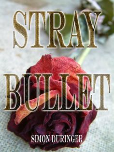 STRAY BULLET by Simon Duringer & Giveaway http://www.cherrymischievous.com/2014/01/stray-bullet-by-simon-duringer-giveaway.html