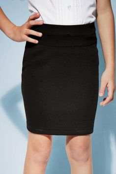 Buy Jersey Pencil Skirt (3-16yrs) online today at Next: Israel
