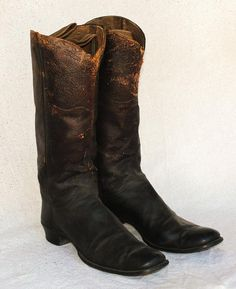 Buy online, view images and see past prices for Early Cowboy Boots. Invaluable is the world's largest marketplace for art, antiques, and collectibles.